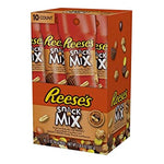 REESES SNACK MIX TUBE 2oz - 10Pack