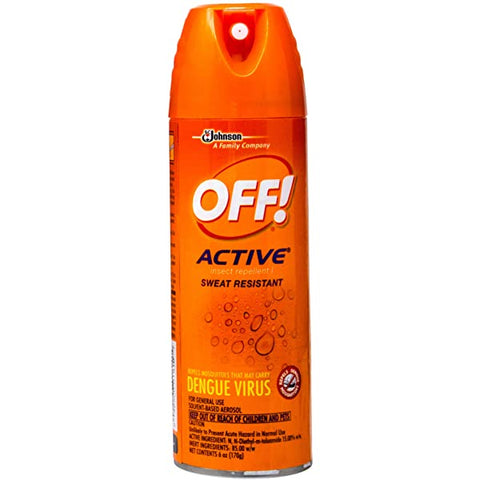 OFF ACTIVE (12 x 9oz)