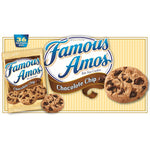 FAMOUS AMOS CHOCOLATE CHIP COOKIES 20 OZ x 36 Pack