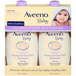 AVEENO BABY WASH CALM 18OZ x 2 Pack