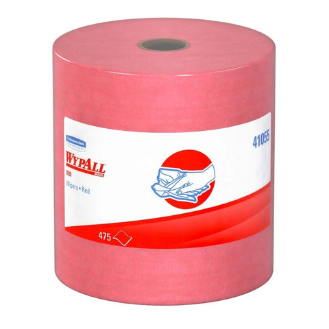 WYPALL JUMBO JUMBO ROLL CLEANING CLOTHS 475ct