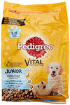 PEDIGREE JUNIOR 2-12 MONTHS (3 x 3 KG)