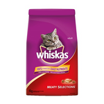 WHISKAS MEATY SELECTION (7 KG)