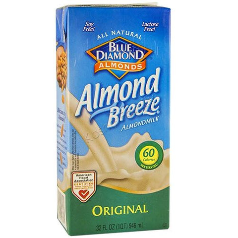 BLUE DIAMOND ORIGINAL MILK 32OZ | Divico Cash & Carry Sint Maarten
