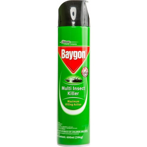BAYGON GREEN     600ML/12/CS