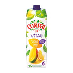 COMPAL MANGO / ORANGE 1L | Divico Cash & Carry Sint Maarten