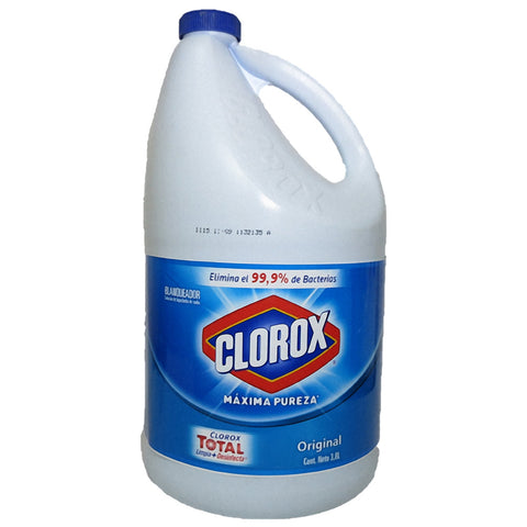CLOROX BLEACH REGULAR 128OZ - 6 Pack