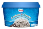 NESTLE COOKIES & CREAM (4x 1.5QT)