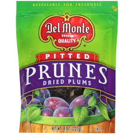 DM PRUNES PITTED BOX 7OZ x12Pack