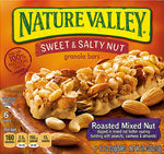 NV GRANOLA SWEET&SALtY MIX NUT 7.5oz (12X6Pack)
