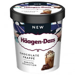 HÄAGEN-DAZS CHOCOLATE FRAPPE PINT (8x 460ML)