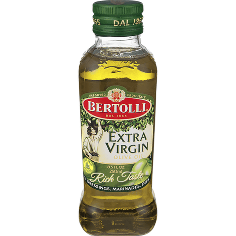 BERTOLLI EXTRA VIRGIN OLIVE OIL (12x8.45oz)