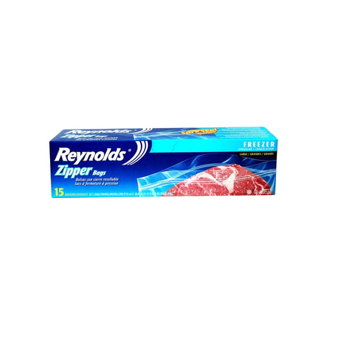 REYNOLDS FREEZR BAG GALLON (12 x 15 CT)