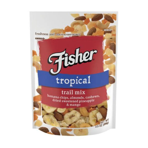 FISHER TROP TRAIL MIX | Divico Cash & Carry Sint Maarten