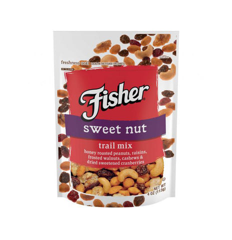 FISHER SWEET NUT TRAIL MIX | Divico Cash & Carry Sint Maarten