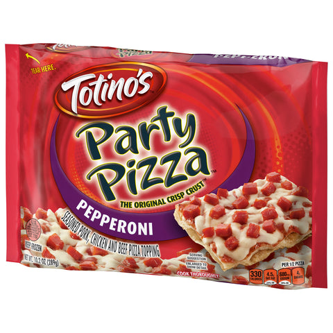 TOTINO'S PARTY PIZZA PEPPERONI (1x14)
