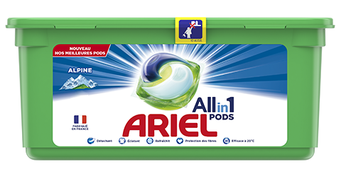 ARIEL PODS ALL-IN-1 ALPINE (22/3)