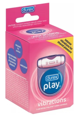 DUREX PLAY VIBRATIONS RING (4PK)