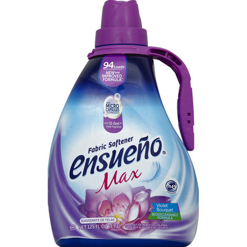 ENSUENO MAX VIOLET BOUQUET (4 x 125 oz)