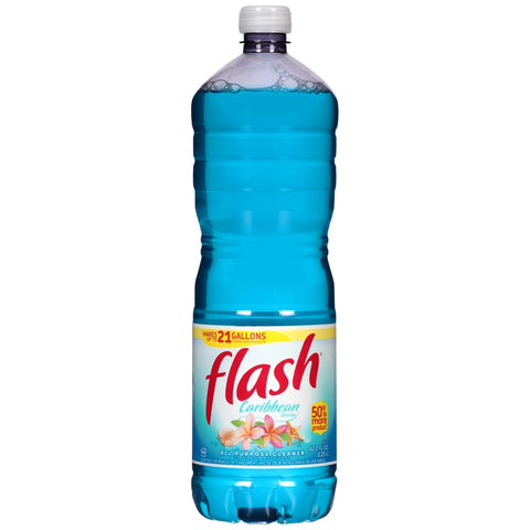 FLASH CARIBBEAN BREEZE (42.2 oz)