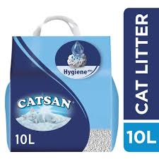CATSAN HYGIENE CAT LITTER 10L - 4 Pack