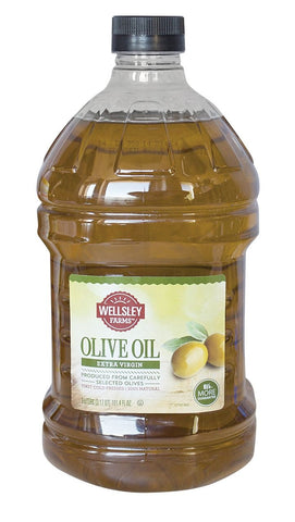 WESLEY FARMS OLIVE OIL (3 L)