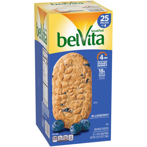 BELVITA BLUEBERRY (25 CT)
