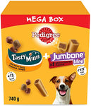 PEDIGREE BOX MINI JUMBONE MIX (740 G)