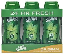 IRISH SPRING BODY WASH 18 OZ x 3 Pack