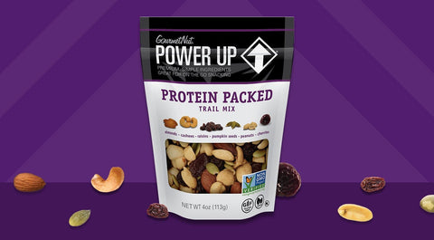 POWER UP PROTEIN PACKED TRAIL (12 x 4oz)