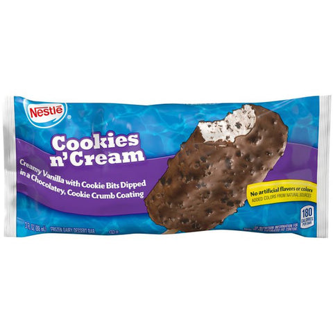 NESTLE COOKIES & CREAM (24 bars)