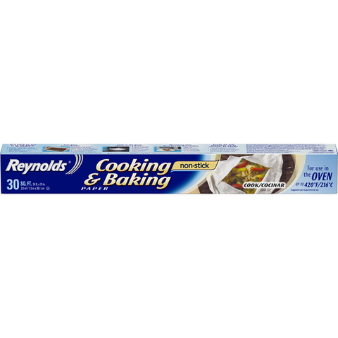 REYNOLDS BAKING & COOKING PAPER (24 x 30 FT)