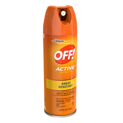 OFF INSECT REPELLANT - 6oz - 12 Pack