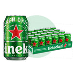 HEINEKEN CAN 35.5CL 12OZ (24 PACK) | Divico Cash & Carry Sint Maarten