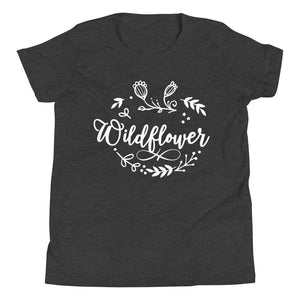 Wildflower Short Sleeve Youth Tee