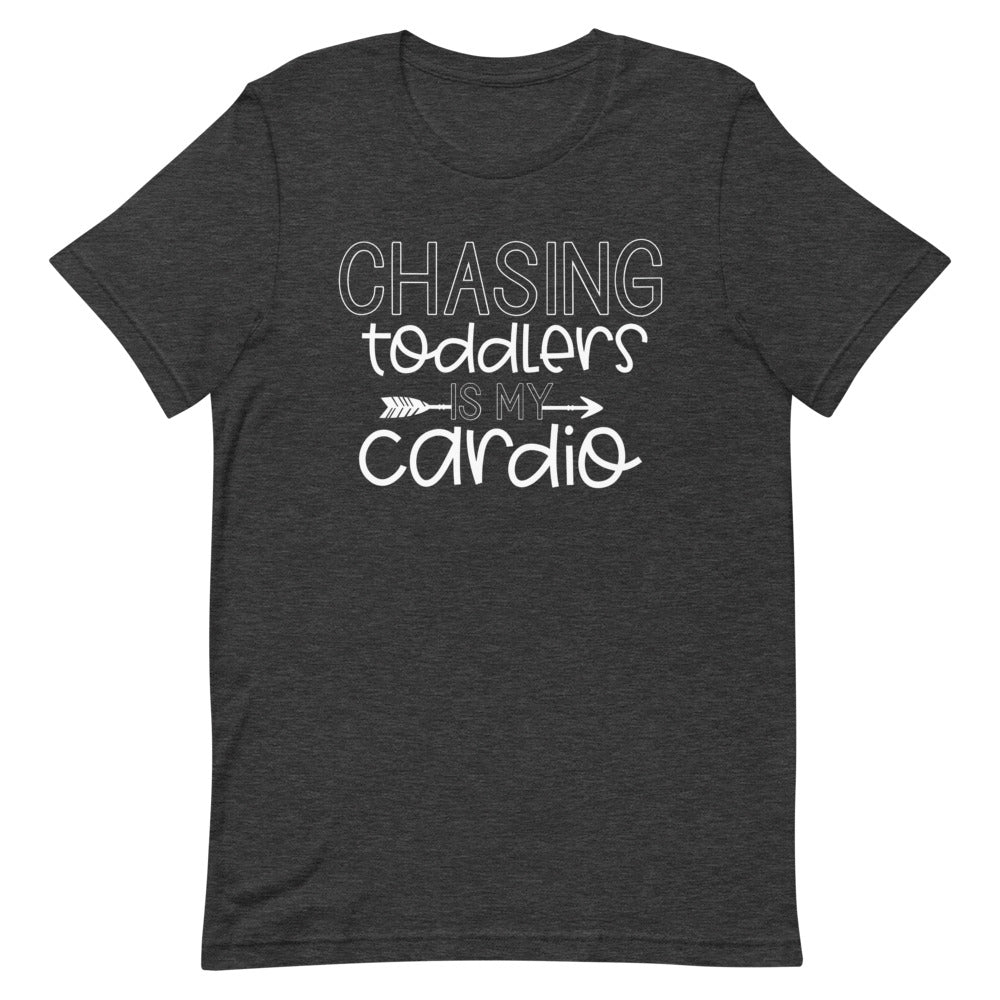 Chasing Toddlers Tee