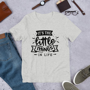 It's The Little Things Tee