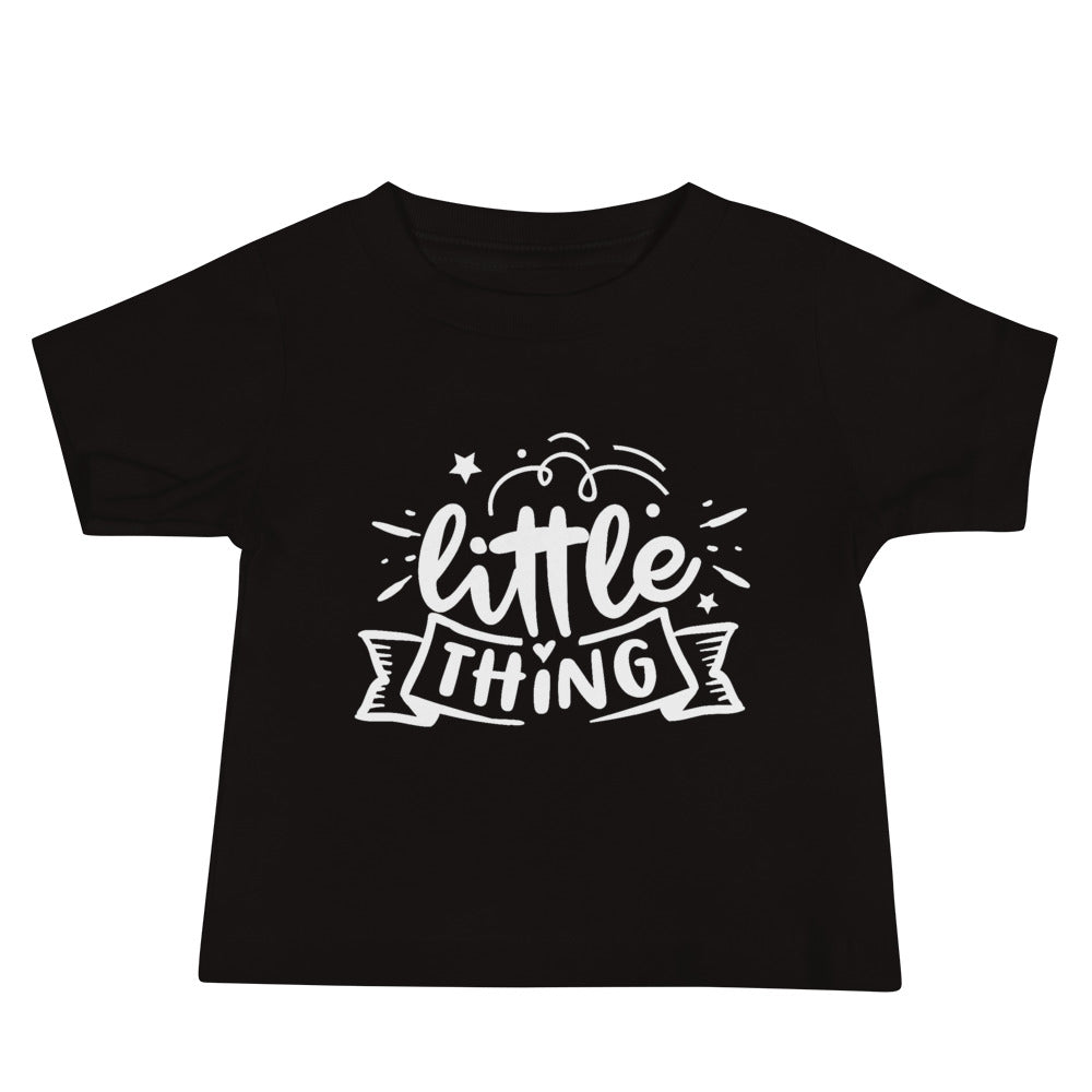 Little Thing Short Sleeve Infant Tee