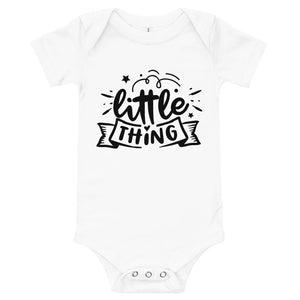 Little Things Infant Bodysuit