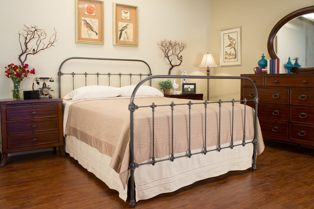 iron kensington st helena gun home beds products bed handmade in metal