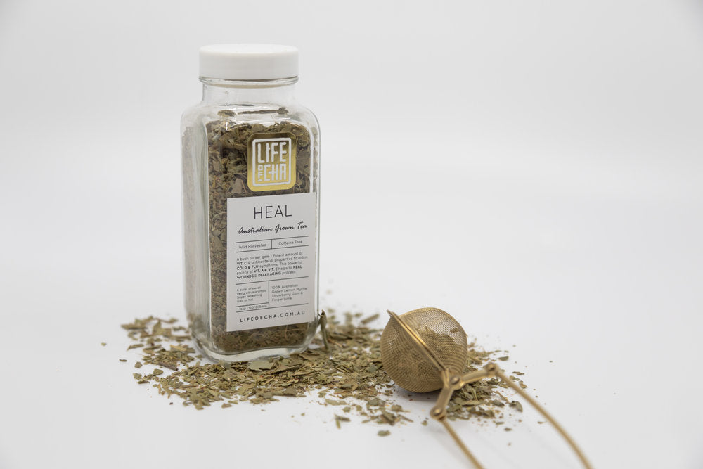Life of Cha - Heal Tea