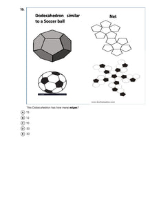 3-D Shapes And Nets