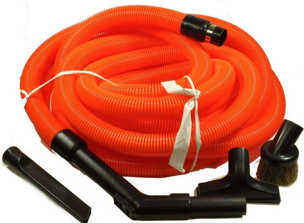 Garage Hose Kit for Central Vacuum Systems - 30' Hose