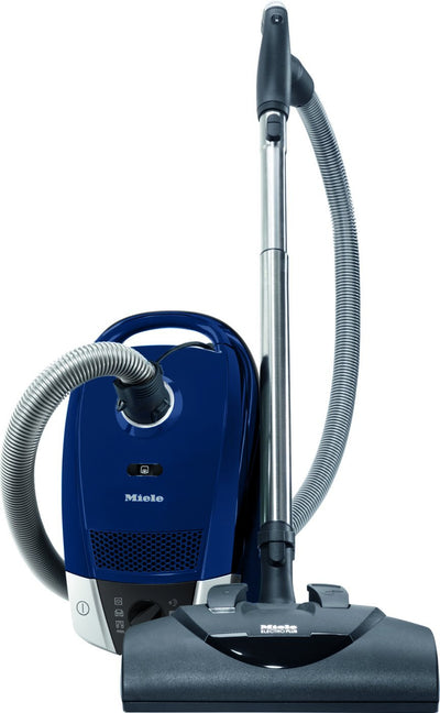 Miele Electro+ Canister Vacuum Marine Blue Compact C2