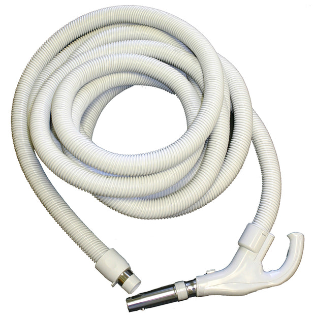 Low Voltage Hose for Central Vacuum Systems - 35'