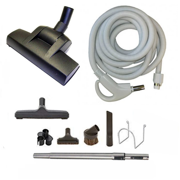 Deluxe Turbo Attachment Kit for Central Vacuum Systems