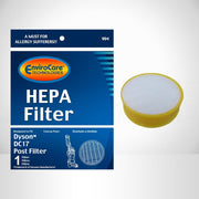 EnviroCare Replacement Post Motor HEPA Filter for Dyson DC17