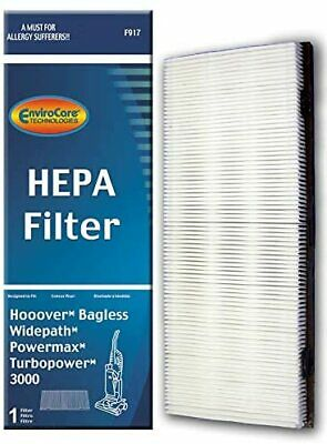 EnviroCare Pleated HEPA filter for Hoover Vacuum Cleaner F917