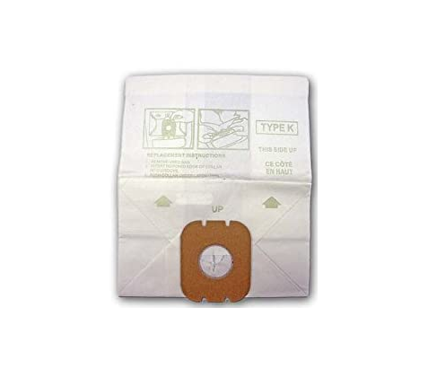 Replacement Vacuum Cleaner Bags for Hoover Style K Canister Vacuums