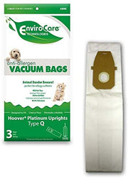EnviroCare Replacement Vacuum Bags for Hoover Type Q Uprights - 3 Pack